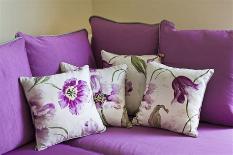 purple sofa pillows purple sofa couch pillows interior design ideas