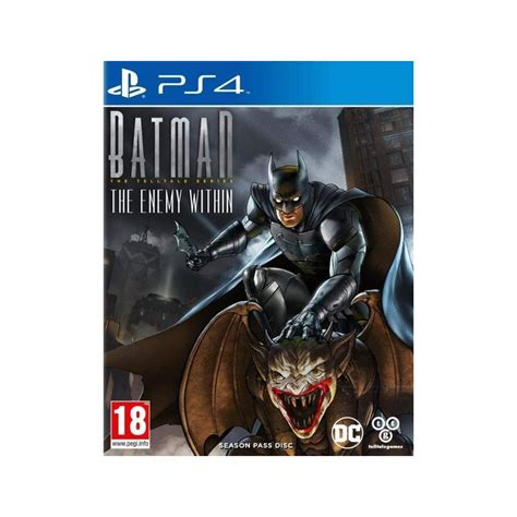 Batman The Telltale Series Ps4 achat batman l ennemi interieur the telltale series ps4 fr