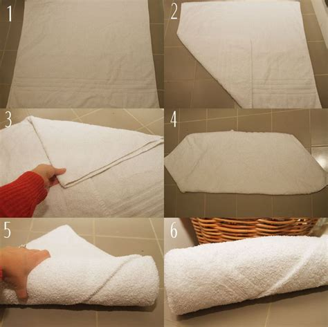 bathroom towel folding ideas 25 best ideas about fold towels on how to