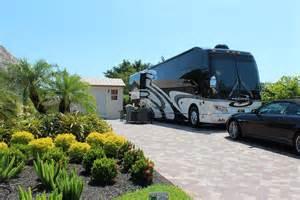 Garage For Rv aztec rv resort floride magazine luxe immobilier i
