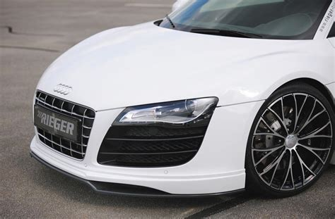 Audi Tuning Teile by Rieger Spoilerlippe Audi R8 Jms Fahrzeugteile Tuning