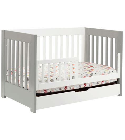 Babyletto Mercer 3 In 1 Convertible Crib With Toddler Bed Babyletto Mercer 3 In 1 Convertible Crib