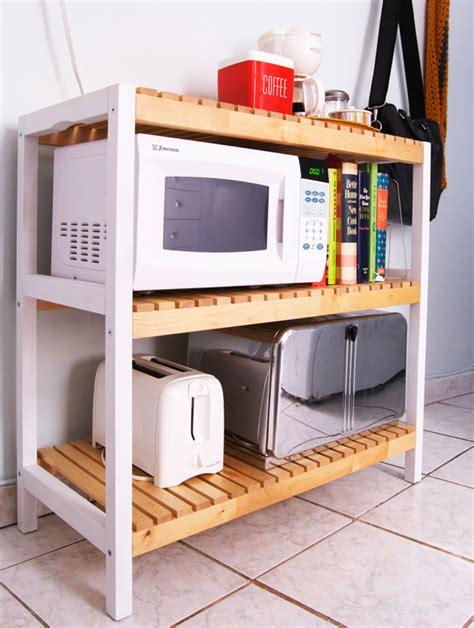 ikea kitchen cart hack kitchen hackin manhattan nest