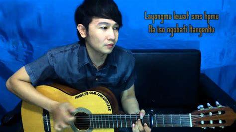 cara bermain gitar nathan fingerstyle dangdut layang sworo nathan fingerstyle cover youtube