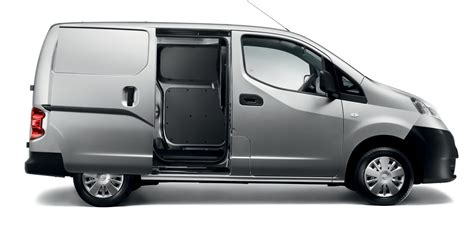 nissan commercial van nissan nv200 van commercial vehicle nissan