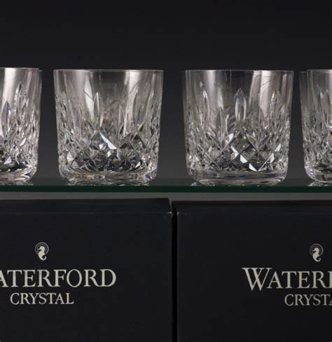 lismore pattern history eight waterford crystal quot lismore quot pattern 9 oz tumblers ebth