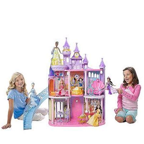 disney princess castle doll house dollhouses disney princess and castles on pinterest