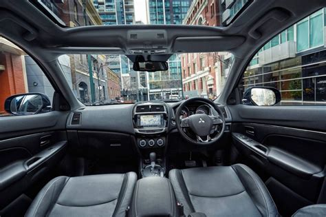 mitsubishi suv 2015 inside my15 5 mitsubishi asx on sale in australia from 24 990