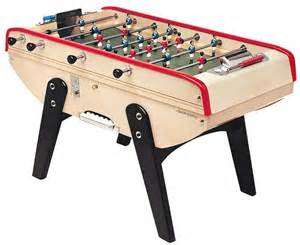 bonzini b60 coin operated standard foosball table