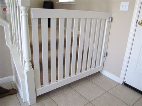 top of stairs banister baby gate stair gates for dogs