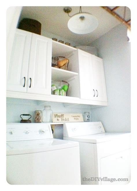 Diy Small Laundry Room Makeover by Laundry Room Makeover The Diy