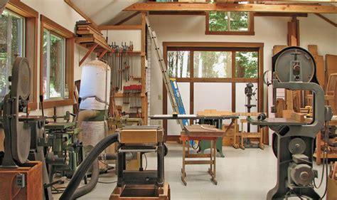 nyc woodworking class fww poll garage as shop finewoodworking