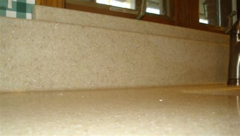solid surface backsplash coved back splash solid surface counter top by quarrystone