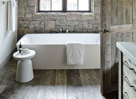 rustic bathroom flooring 20 amazing design and ideas of rustic hardwood flooring