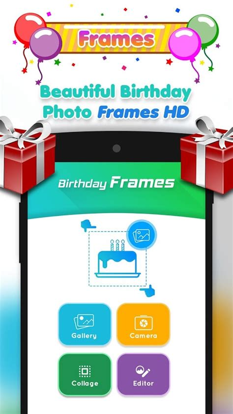 birthday frames android apps on birthday photo frame android apps on play