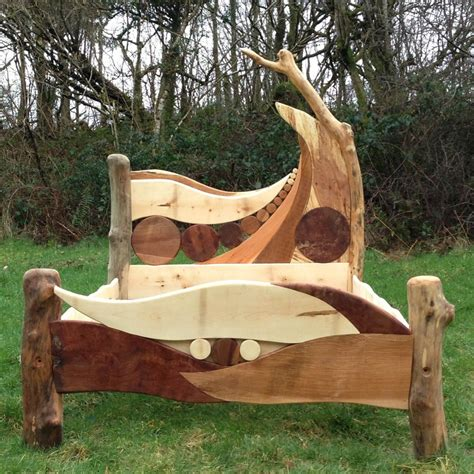 Handmade Wooden Furniture Uk - bespoke beds