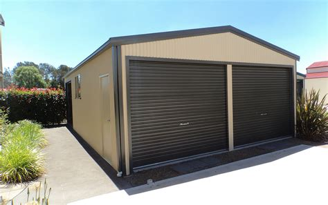 high quality single car garage sheds for sale