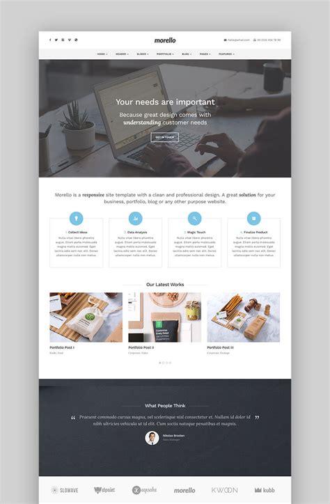 modern design blog 20 best flat design modern wordpress themes for 2017