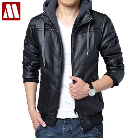Jaket Zipper Hoddie Sweater Metal Hammer popular hoodie leather jacket buy cheap hoodie leather