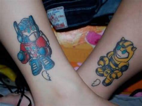 cartoon couple tattoos tattoos page 21