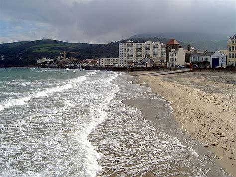 beaches douglas ramsey isle of uk guide