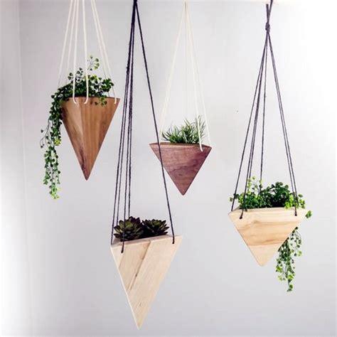 40 elegant diy hanging planter ideas for indoors bored art