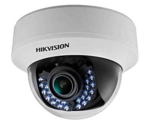 Hikvision 1 Mp Kamera Indoor Turbo Hd 720p 1mp Ds2ce56c0tirm T1310 1 hikvision ds 2ce56d1t avfir 2mp indoor ir dome cctv security 139 00