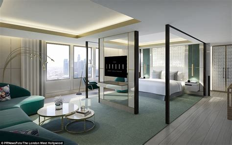 in suite designs vivienne westwood designs penthouse at the west