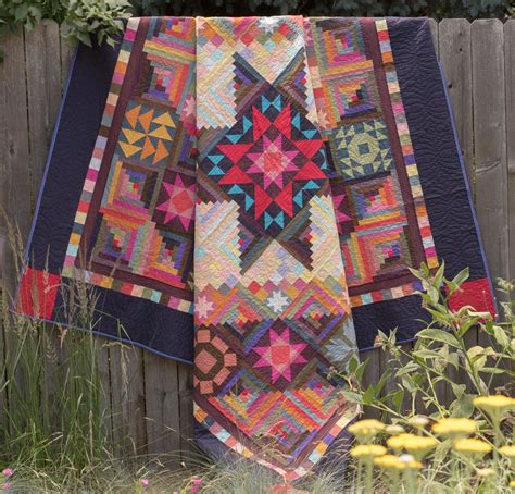 fabrics amish with a twist ii quilt on craftsy