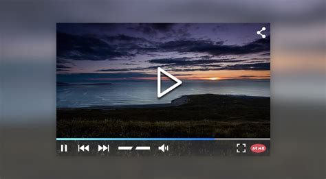 html5 player template image gallery html5 player