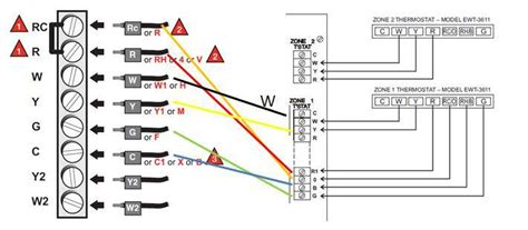 wiring diagram on honeywell rth6350 thermostat honeywell