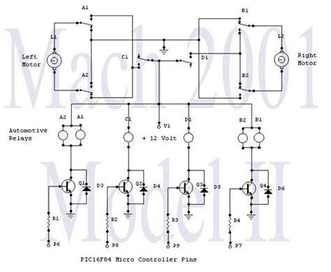 motor relay circuit