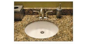 How To Install Bathroom Undermount Sinks To Granite Alan Carmine Flooring Countertop Solutions