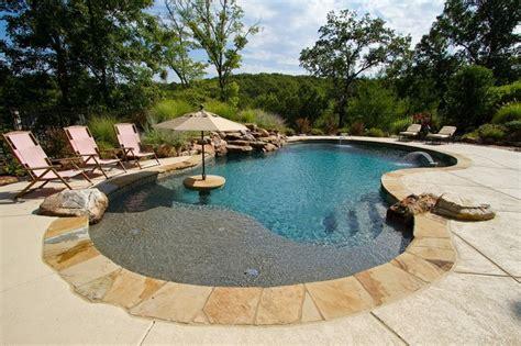 Freeform Pools   Modern   Pool   St Louis   by Pool