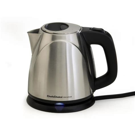 Electric Kettle shop chef schoice stainless steel international cordless