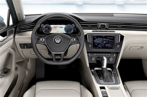 Passat Interior by 2015 Volkswagen Passat Spec Interior From Driver Seat