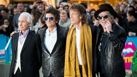Rolling Stones Ronnie Wood Confirms Rolling Stones Working On New Album