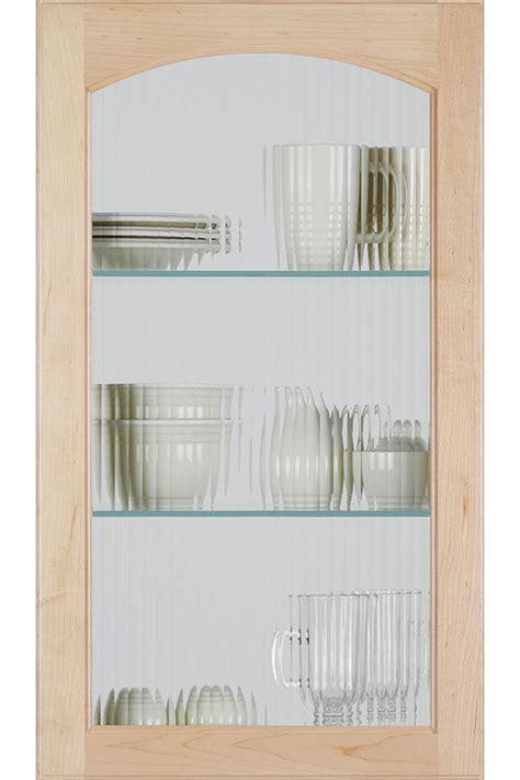 seeded glass cabinet doors arch glass cabinet door with frost insert homecrest