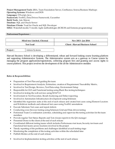 Qa Analyst Resume by Qa Analyst Resume