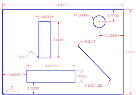 The Floor Plan Of A New Building Is Shown line circle erase print in autocad tutorial and video