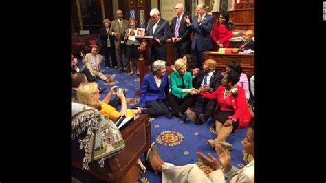how many democrats in the house of representatives democrats end house sit in protest over gun control cnnpolitics com