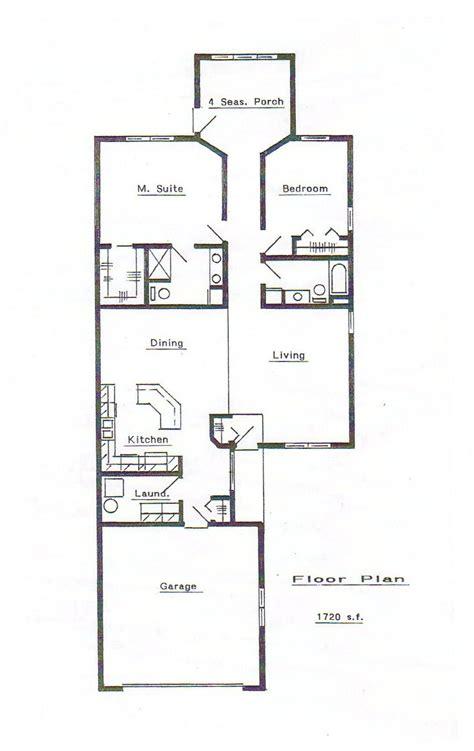 Slab On Grade House Plans by Slab On Grade
