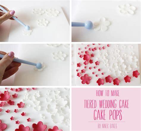 {Tutorial} Let?s Get Married ? Wedding Cake ? Cake Pops