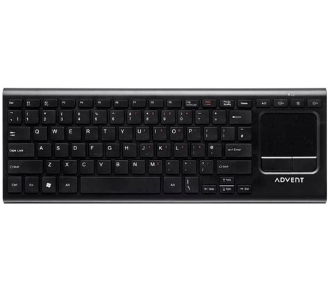 Keyboard Komputer Wireles advent akbtp14 wireless keyboard deals pc world