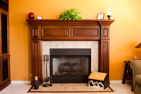 Mahogany Fireplace by Mahogany Fireplace Surround Traditional Living Room