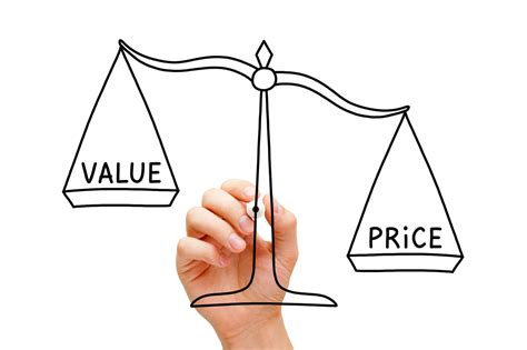 why fair market value and price aren t always the same