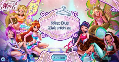 Zieh An by Winx Club Zieh Mich An Germansirenix