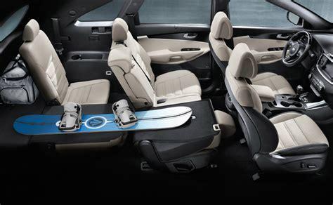 Kia Sorento 3rd Row Seat Does The 2016 Sorento Third Row Seating Lehighton Kia