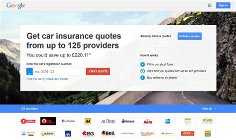 Finder In Uk Results For Quot Car Insurance Quot Could Look Different Soon
