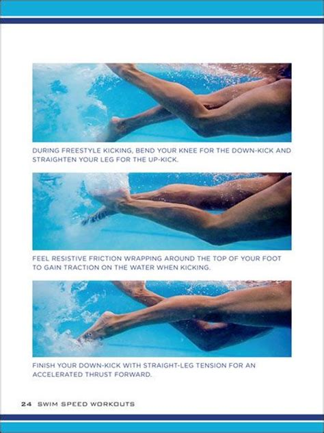 swim workouts and water rescue skills techniques to swim faster longer and safer survival fitness volume 9 books swim speed workouts proper freestyle kicking technique